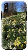 Daffodil Hill IPhone X / XS Tough Case