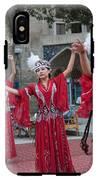 Dancers In Red IPhone X Tough Case