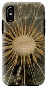 Dandelion Seed Pod IPhone X Tough Case