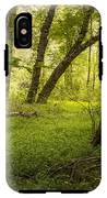 Deep In The Woods IPhone X Tough Case
