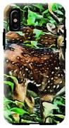 Deer's Green Day IPhone X Tough Case