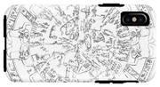Dendera Zodiac IPhone X Tough Case