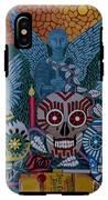 Dia De Los Muertos IPhone X Tough Case