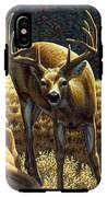 Whitetail Buck - Double Take IPhone X Tough Case