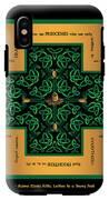Dragon Egg Celtic Cross IPhone X Tough Case