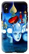 Dreams IPhone X Tough Case