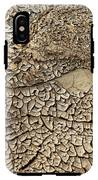 Dried Mud Pan It Time Of Drought IPhone X Tough Case