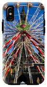 Edinburgh's Christmas Ferris Wheel IPhone X Tough Case