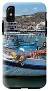 Elounda Harbour IPhone X Tough Case