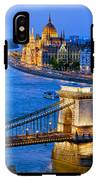 Evening In Budapest IPhone X Tough Case