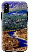 Extasy In Cairngorms National Park Scotland IPhone X Tough Case