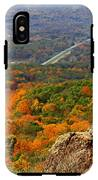 Fall From Castle Craig IPhone X Tough Case