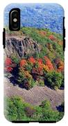 Fall On The Mountain IPhone X Tough Case