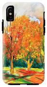 Fall2014-6 IPhone X Tough Case