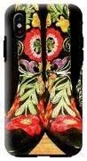 Fancy Boots IPhone X Tough Case