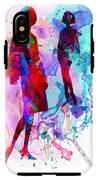 Fashion Models 8 IPhone X Tough Case