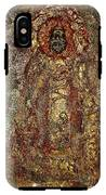 Father Christmas Angel IPhone X Tough Case