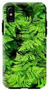 Ferns And Fauna IPhone X Tough Case