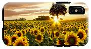 Fields Of Gold IPhone X Tough Case
