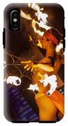 Fire Fans IPhone X Tough Case