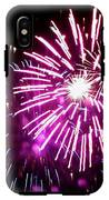 Fireworks 11 IPhone X Tough Case