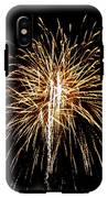 Fireworks 3 IPhone X Tough Case