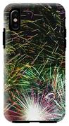 Fireworks IPhone X Tough Case