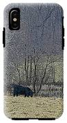 First Frost IPhone X Tough Case