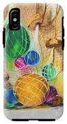 Floats And Nets IPhone X Tough Case