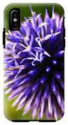 Floral Sticker Ball IPhone X Tough Case