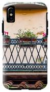 Florence Balcony IPhone X Tough Case