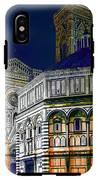 Florence Italy IPhone X Tough Case