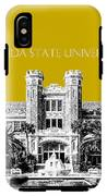 Florida State University - Gold IPhone X Tough Case