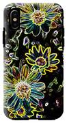 Flower Garden IPhone X Tough Case