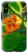 Flower Medley IPhone X Tough Case