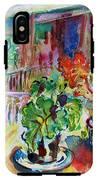 Flower Pots  IPhone X Tough Case