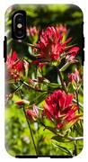 Flower IPhone X Tough Case