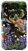 Flowerbed IPhone X Tough Case
