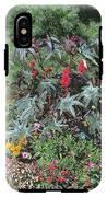 Flowers IPhone X Tough Case
