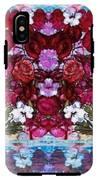 Flowers Touching Souls IPhone X Tough Case