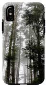 Foggy Morning IPhone X Tough Case