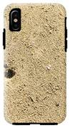 Footprints. IPhone X Tough Case