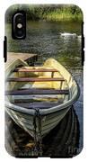 Forgotten Boat IPhone X Tough Case