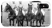 Fort Hamilton Polo Team IPhone X Tough Case