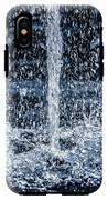 Fountain. IPhone X Tough Case