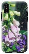 Foxglove In Sunlight IPhone X Tough Case