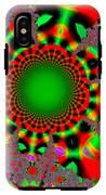 Fractal #6b IPhone X Tough Case