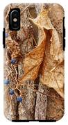 Freeze Dried IPhone X Tough Case