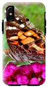 Fritillary Butterfly  IPhone X Tough Case