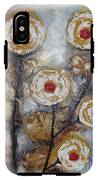 Frosen Roses IPhone X Tough Case